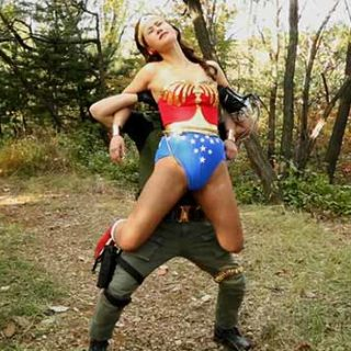 """Wunder Woman: Mask Of Kashnaktu 2"" from Superheroine Dream"