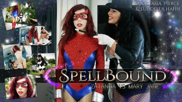 """Spellbound: Zatanna vs Mary Jane"" from Anastasia Pierce"
