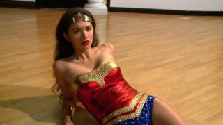 """UPDATED! """"Miracle Maiden vs Feline Fury"""" from Action Cosplay"""