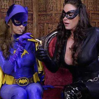 "Christina Carter's ""The Corruption of Batgirl"""