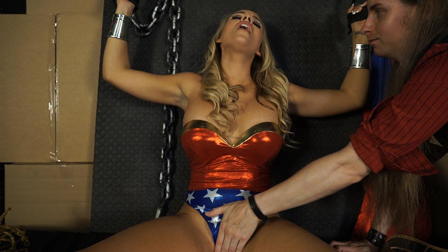 Woman subjected to bdsm by wf 8