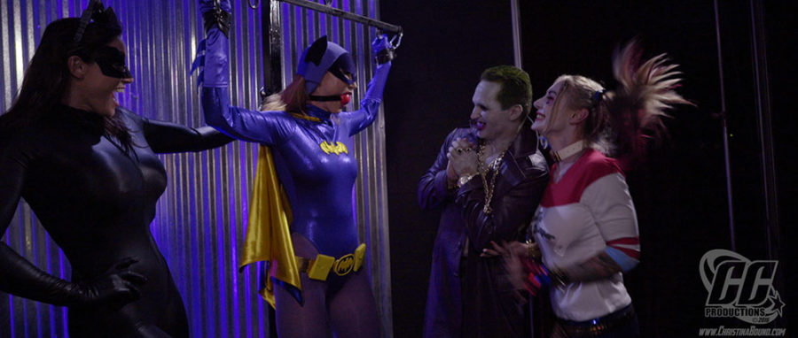 Christina Carters Batgirl: The Accomplice - Part 1