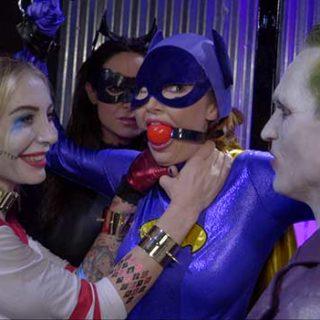 "Christina Carter's ""Breakout: A Harley Quinn Story"""