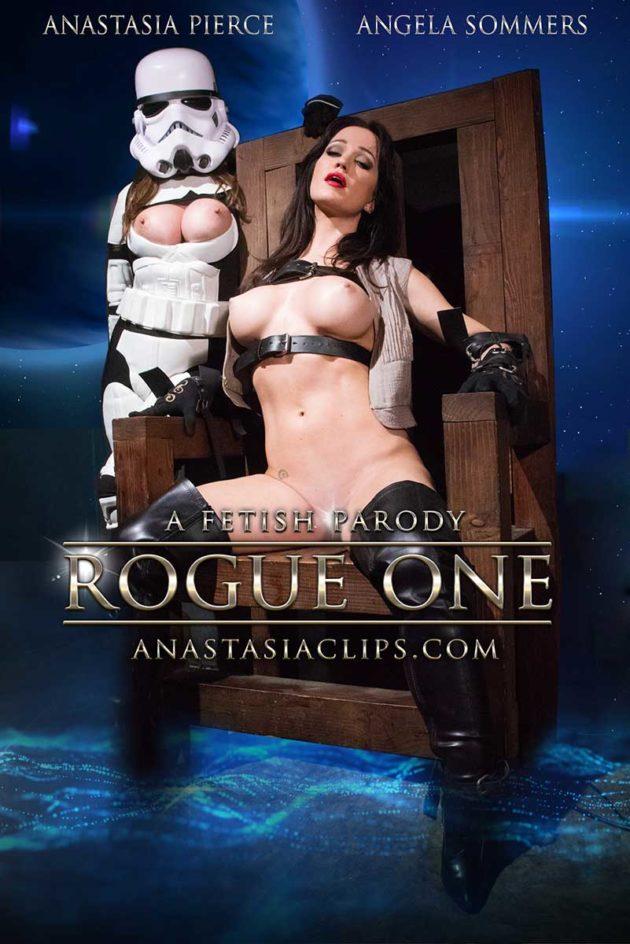 """Rogue One: Star Wars Parody Fantasy"" from Anastasia Pierce"
