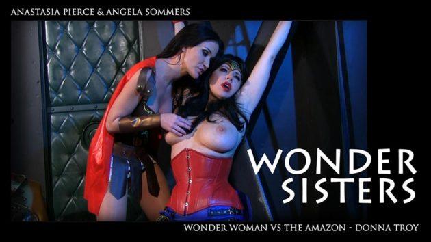 """Wonder Sisters"" from Anastasia Pierce"