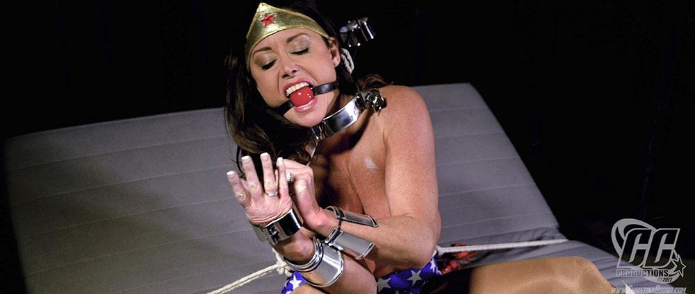 Wunder woman christina carter