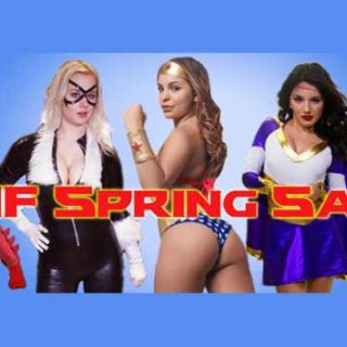 Spring Sale from Secret Heroine Films