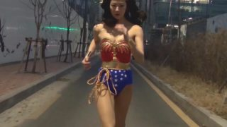 """Wunder Woman 1977 Director's Cut"" from Superheroine Dream"