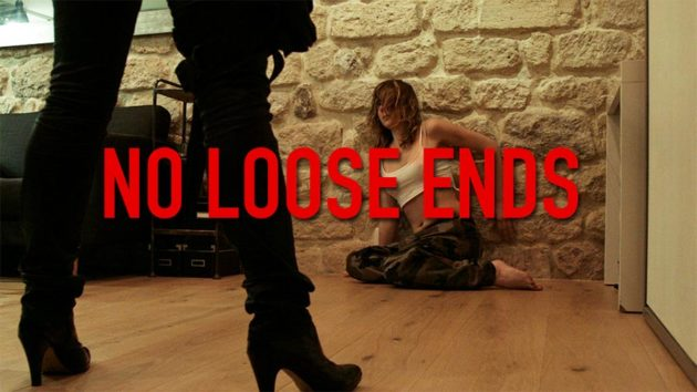 "Now Available! ""No Loose Ends"" from Damien Wagner"