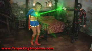 """Supergirl: Sonic Boom"" from Tropic City Heroines"