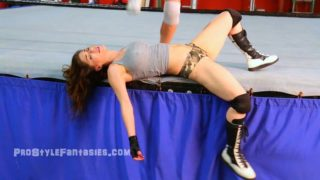 """""""X Club Wrestling #52"""" from Pro Style Fantasies"""