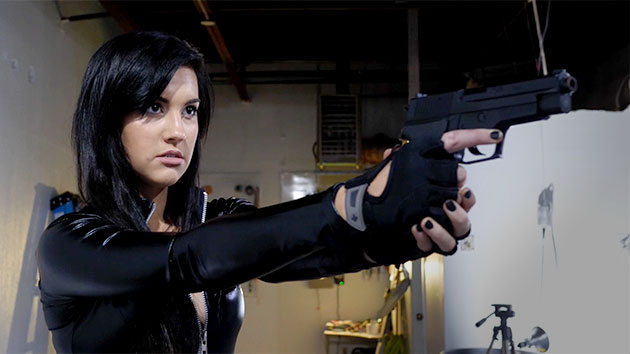 """""""Agent Alexis"""" from Heroine Movies"""
