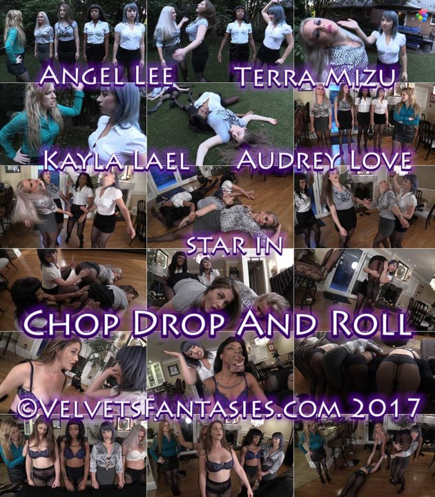 Chop Drop And Roll