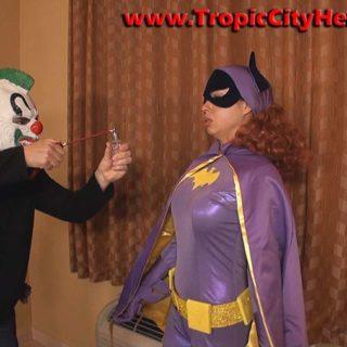 """Batgirl 66"" from Tropic City Heroines"