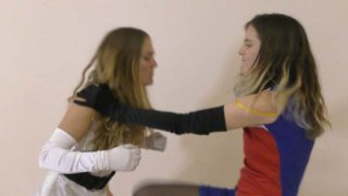 """Beatdown"" from The Superheroine Project"