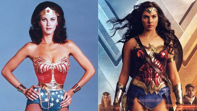 "Lynda Carter to Cameo in ""Wonder Woman 2""?"