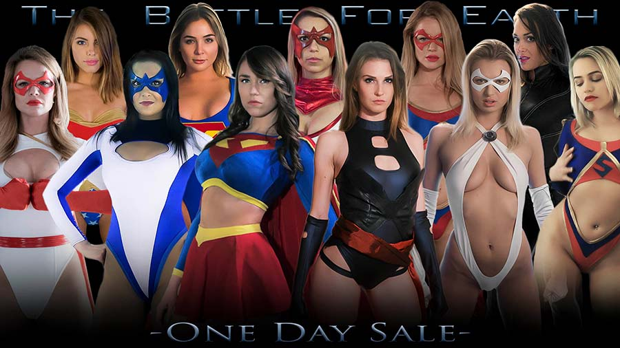 One Day Sale from The Battle for Earth
