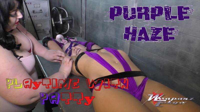 """Purple Haze Vol. 1"" from Weaponz Tokyo"