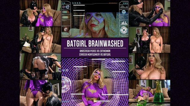 """Batgirl Brainwashed"" from Anastasia Pierce"
