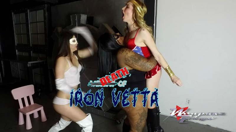 """Death of Iron Vetta"" from Weaponz Tokyo"