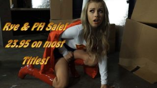 Rye and Punished Heroines Sale!