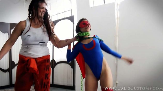 """Ultragirl vs Doomsday"" from Cali Logan (Now Available)"