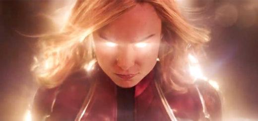 """Captain Marvel"" Official Trailer"