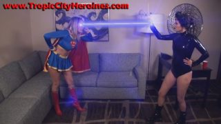 """""""Supergirl Spellbound"""" from Tropic City Heroines"""