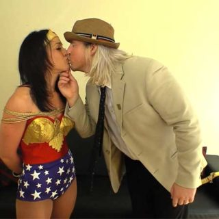 """Wonder Woman vs Leprechaun Gone Bad"" from FHISP"