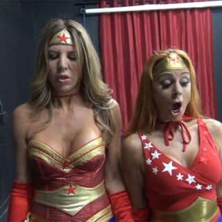 """""""Amazons Trapped in the Dungeon of Doom"""" from Max Frost Productions"""