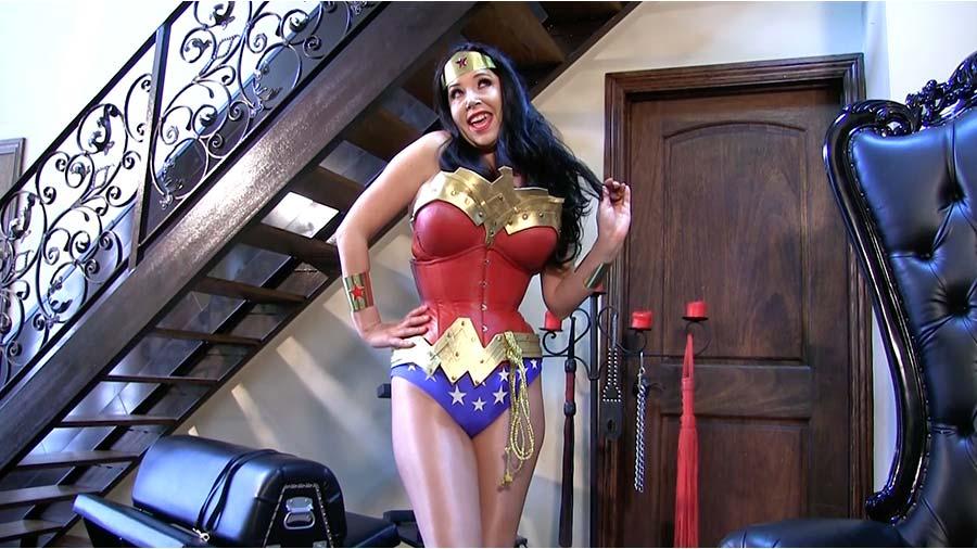 Tori Black Wonder Woman