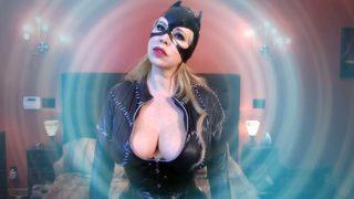 """Zatanna vs Catwoman"" from Anastasia Pierce"