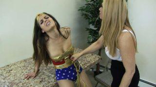 """Abusing Wonder Woman"" from Cali Logan"