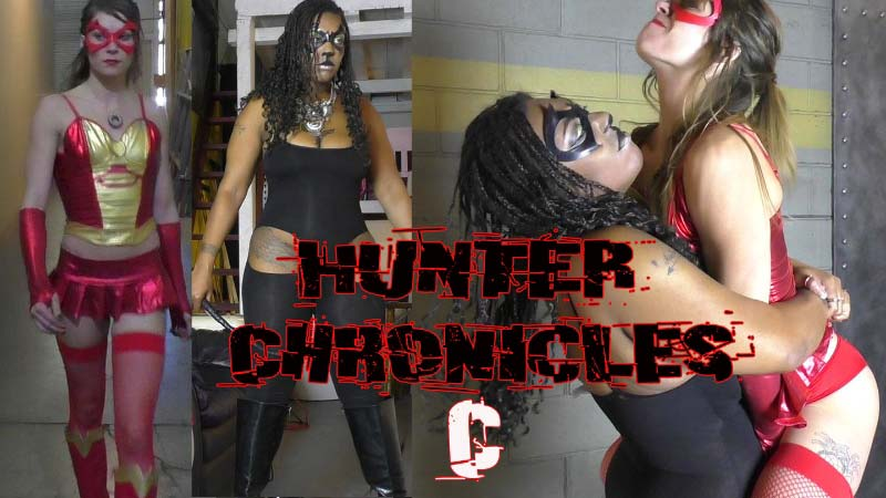 """Red Cardinal in Hunter Chronicles C"" from Weaponz Tokyo"