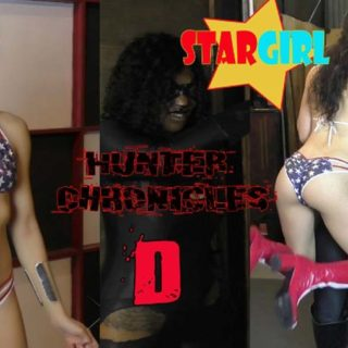 """Stargirl Hunter Chronicles D"" from Weaponz Tokyo"