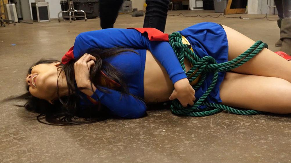 Supra Girl: Bound & Broken