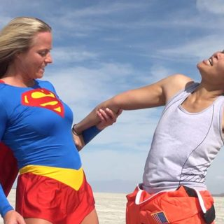 """""""SuperMichaela"""" Parts 2 and 3 from Project: Super Woman"""