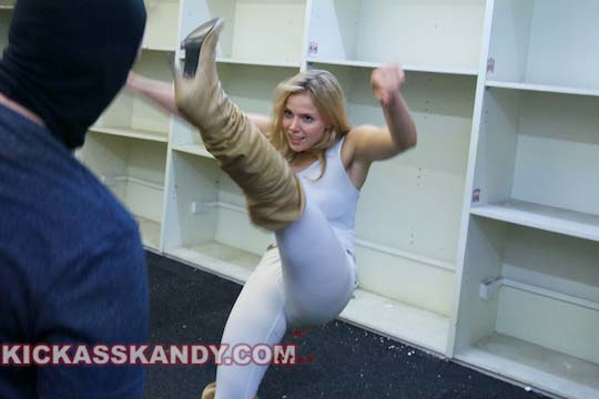 Day of the Kickass from Kick Ass Kandy - Heroine Movies