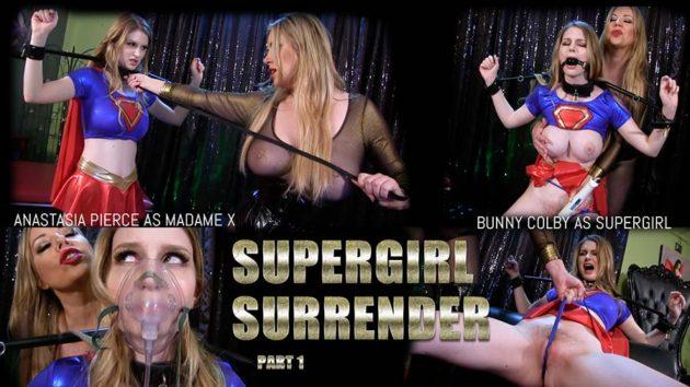 """Supergirl Surrender"" from Anastasia Pierce"