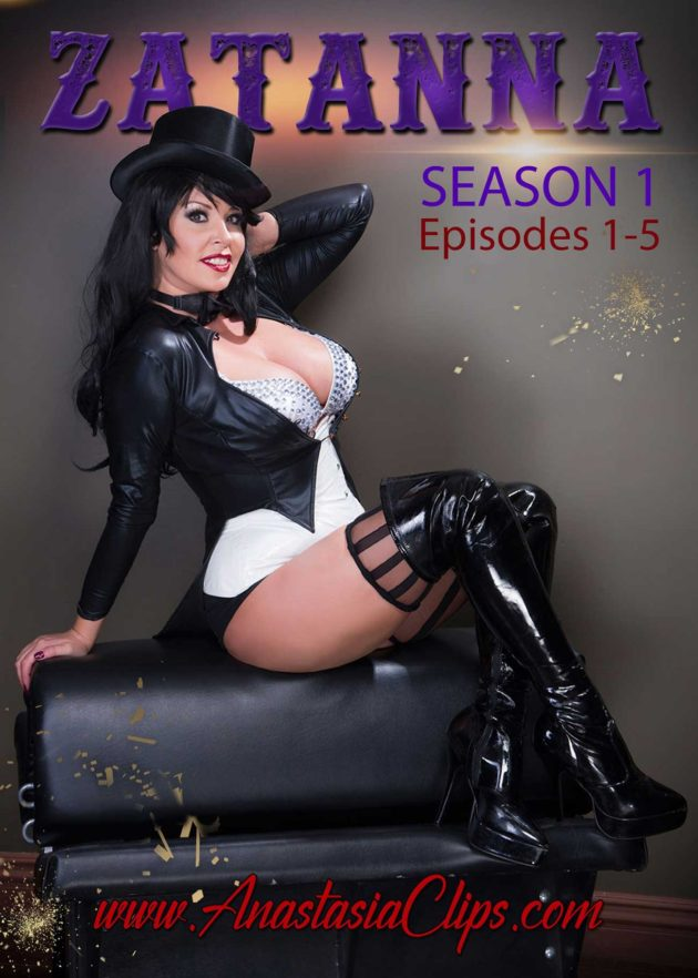Zatanna - Season 1, Episodes 1-5 from Anastasia Pierce