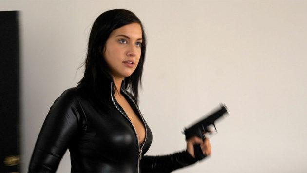 Agent Alexis Returns