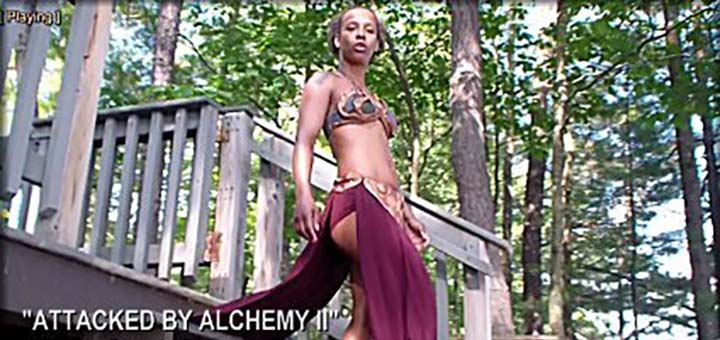 """Attacked by Alchemy"" from FightGirlz2000"