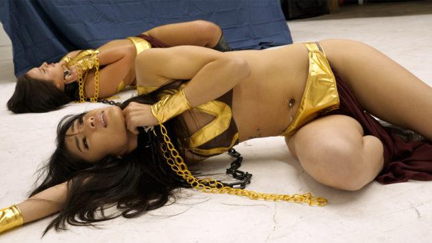 Omega Girl vs Asami