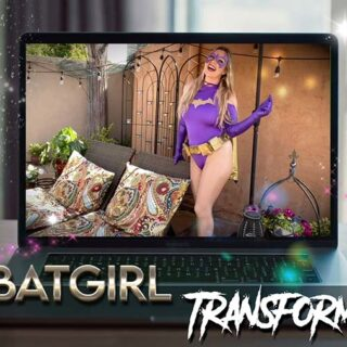 """Batgirl Supernatural Transformation"" from Anastasia Pierce"