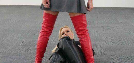 """""""Bureau de Femmes"""" from Kick Ass Femmes"""