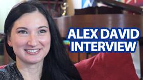Alex David Interview